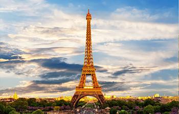 Франция - МарКак осуществить доставку посылки из Москвы в Парижшрут Париж