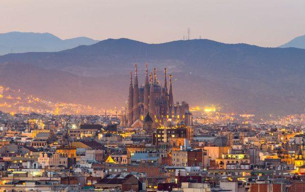 Как отправить посылку из Москвы в Барселону