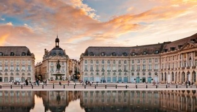 Как отправить посылку из Москвы в Бордо