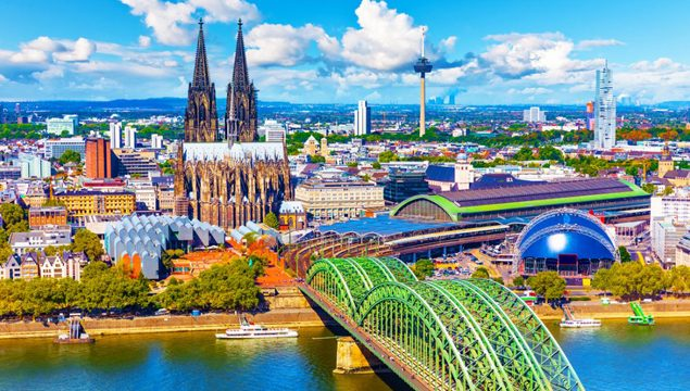 Как отправить посылку из Кёльна - Германия в Россию